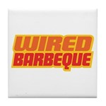 WiredBarbeque Tile Coaster