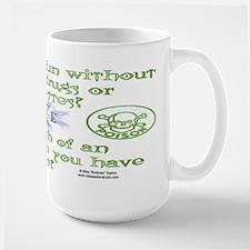 No Imagination Mug