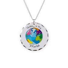 Quilter World Necklace