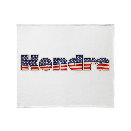 American Kendra Throw Blanket