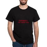 Fraternity Tri Tappa Keg Dark T-Shirt