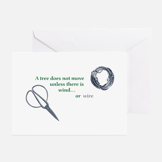 Bonsai Greeting Cards