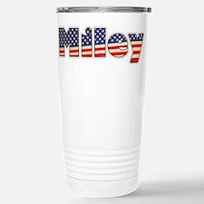 American Miley Stainless Steel Travel Mug