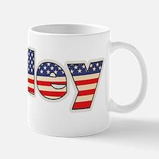 American Miley Mug