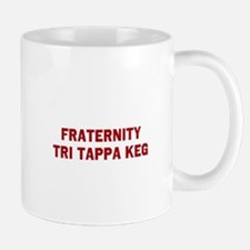 Fraternity Tri Tappa Keg Mug