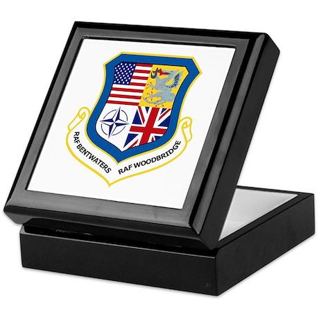 RAF Bentwaters / RAF Woodbridge Keepsake Box