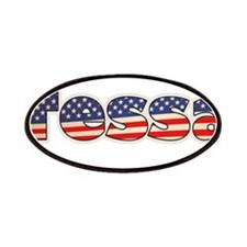 American Tessa Patches