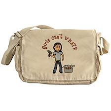 Light Do-It-Yourself Messenger Bag