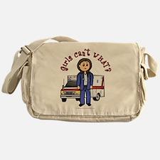 Light EMT-Paramedic Messenger Bag