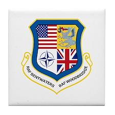 RAF Bentwaters / RAF Woodbridge Tile Coaster