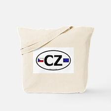 Cute Czech republic football Tote Bag