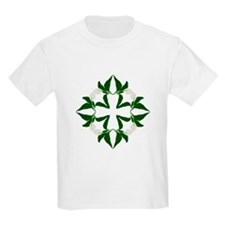 Cute Hawaiian quilt T-Shirt
