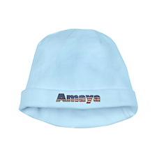 American Amaya baby hat
