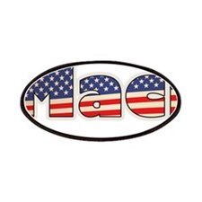 American Maci Patches