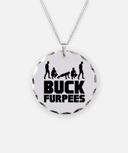 Buck Furpees Burpees Fitness Necklace