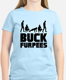 Buck Furpees Burpees Fitness T-Shirt