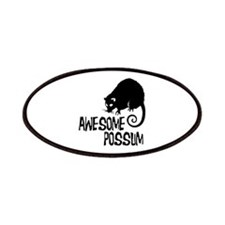 Awesome Possum Patches