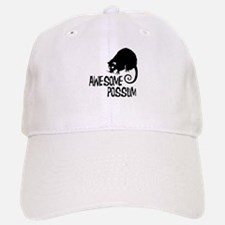 Awesome Possum Baseball Baseball Cap