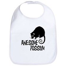 Awesome Possum Bib