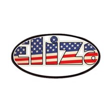 American Eliza Patches