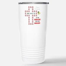 Reason For The Season Stainless Steel Travel Mug