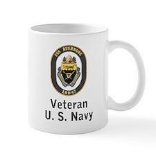 Mug: USS RUSHMORE veterans