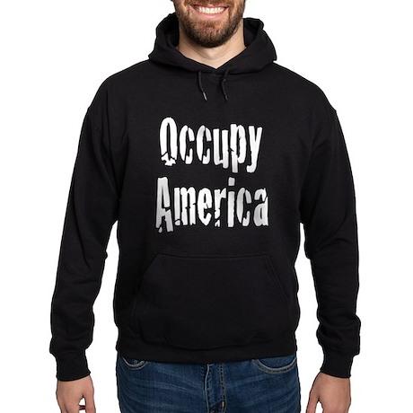 Occupy America Hoodie (dark)