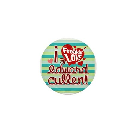 Edward Cullen Breaking Dawn Mini Button (10 pack)