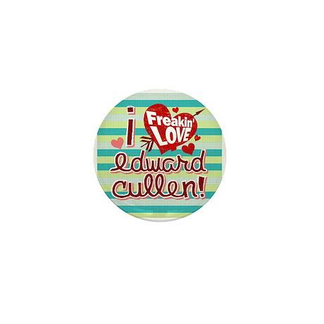 Edward Cullen Breaking Dawn Mini Button