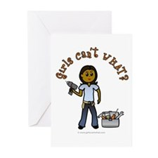 Dark Do-It-Yourself Greeting Cards (Pk of 20)