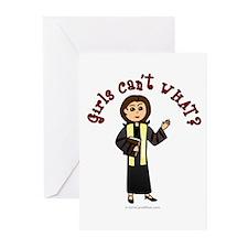 Light Preacher Greeting Cards (Pk of 10)
