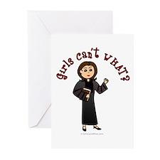 Light Pastor Greeting Cards (Pk of 20)