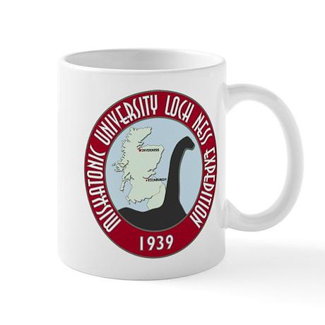 MU Loch Ness Expedition Mug