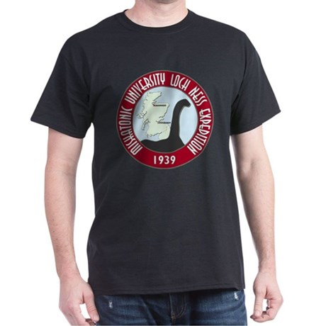 MU Loch Ness Expedition Dark T-Shirt
