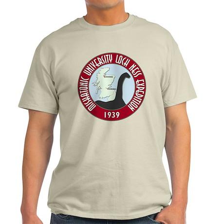MU Loch Ness Expedition Light T-Shirt