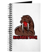 Walruses Rock Walrus Journal