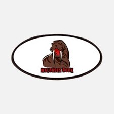 Walruses Rock Walrus Patches