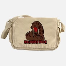 Walruses Rock Walrus Messenger Bag