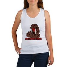 Walruses Rock Walrus Women's Tank Top
