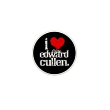 Edward Cullen Breaking Dawn Mini Button