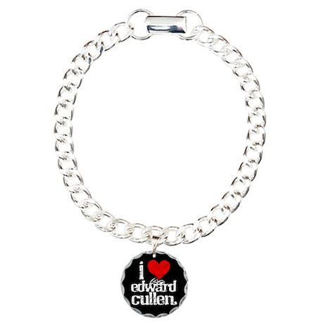 Edward Cullen Breaking Dawn Charm Bracelet, One Ch