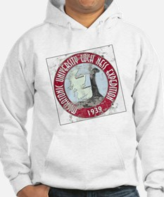 Loch Ness Expedition - Distressed Hoodie