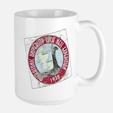 Loch Ness Expedition - Distressed Mug