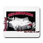 Breaking Headboards 1 Mousepad