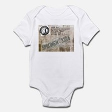 Specimen #3326 Infant Bodysuit