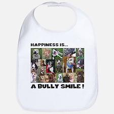 Bully Smiles! Bib