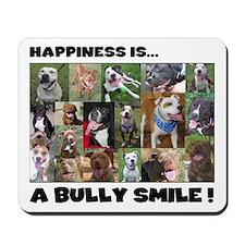 Bully Smiles! Mousepad