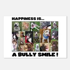 Bully Smiles! Postcards (Package of 8)