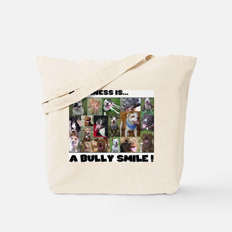 Bully Smiles! Tote Bag
