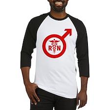 Murse Male Nurse Symbol Baseball Jersey